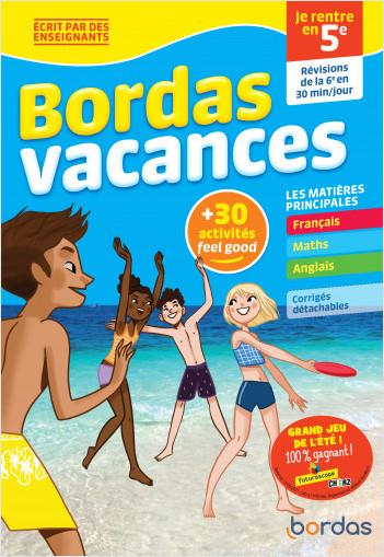 Bordas Vacances - Je rentre en 5e