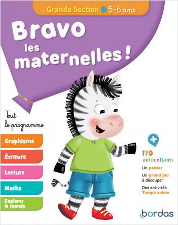 Bravo les maternelles - Tout le programme - Grande section