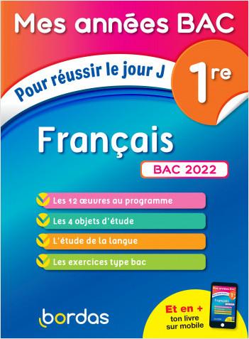 Mes années bac – Cours et exercices - Français 1re