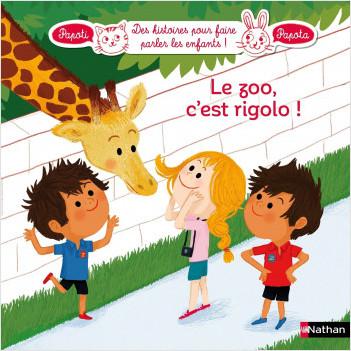 Le zoo, c'est rigolo ! - Dès 3 ans