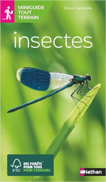 Miniguide tout terrain - Insectes