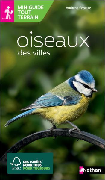 Miniguide tout terrain - Oiseaux des villes