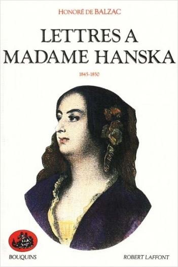 Lettres à Madame Hanska - Tome 2