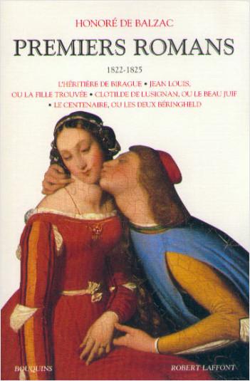Premiers romans - (1822-1825) - T.1