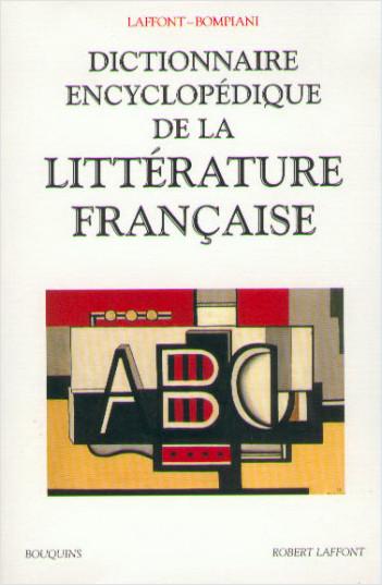 Dictionnaire encyclopédique de la litterature francaise - NE