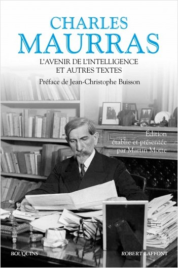 L'Avenir de l'intelligence et autres textes
