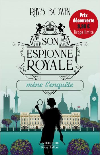 Son Espionne royale mène l'enquête - Tome 1 - Prix découverte - Tirage limité