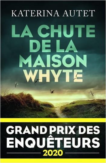 La Chute de la maison Whyte - Grand Prix des Enquêteurs 2020