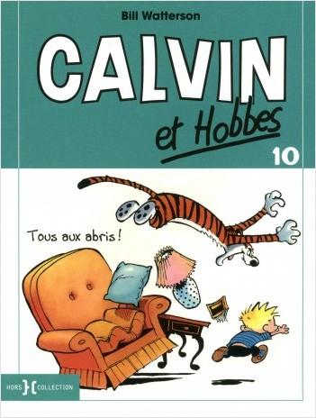 Calvin et Hobbes - T10 petit format