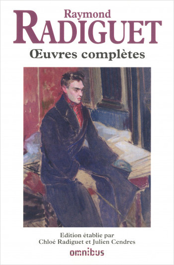 Œuvres complètes de Raymond Radiguet