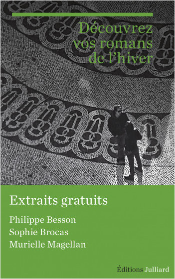 Extraits Rentrée littéraire Julliard janvier 2016
