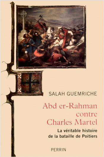 Abd er-Rahman contre Charles Martel