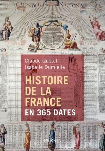 Histoire de la France en 365 dates
