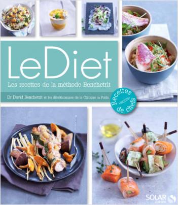 Le Diet, les recettes de la méthode Benchetrit
