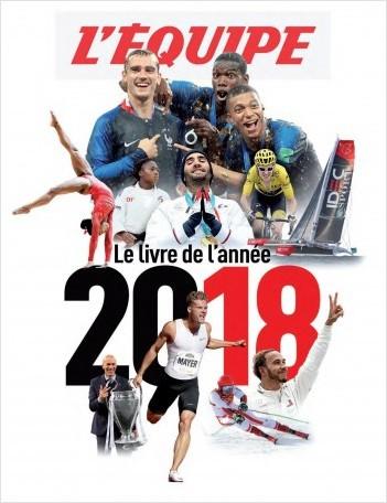 Le livre de l'année 2018