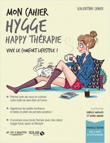 Mon cahier Hygge happy thérapie