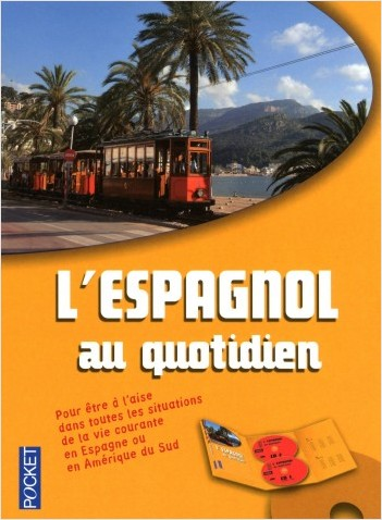 Coffret L'espagnol au quotidien (livre + 2CD)
