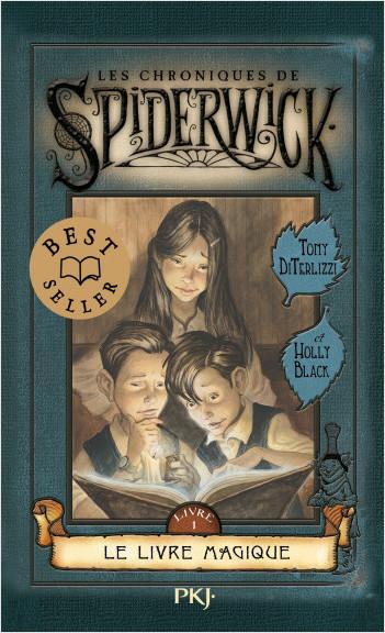 1. Les chroniques de Spiderwick : Le Livre magique