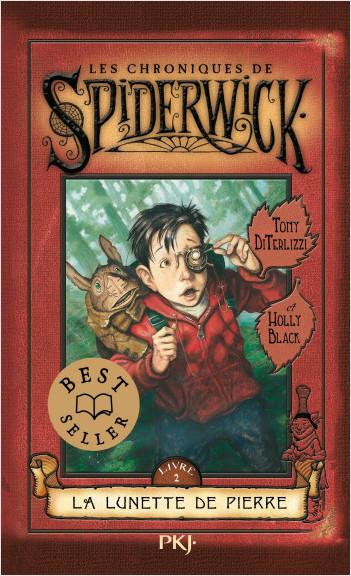 2. Les chroniques de Spiderwick : la Lunette de pierre