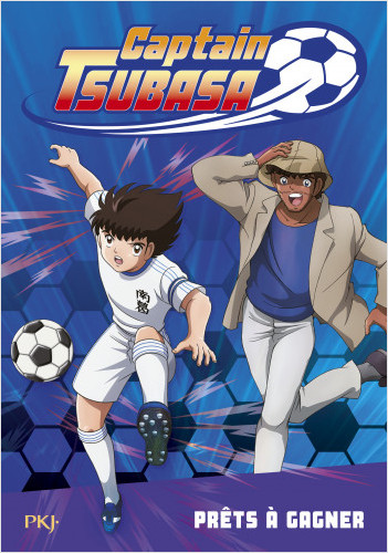Captain Tsubasa - tome 03 : Prêts à gagner