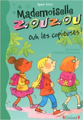 Mademoiselle Zouzou - Tome : 15 Ouh les copieuses !