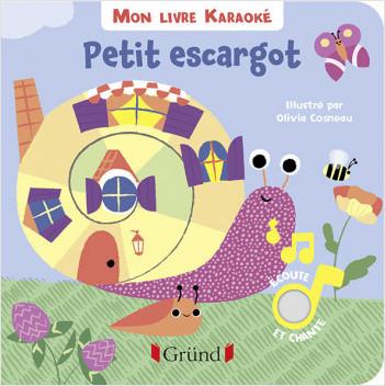P'tit Sonore - Petit escargot