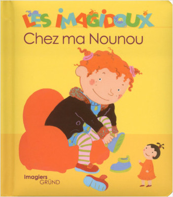 Imagidoux : Chez la nounou