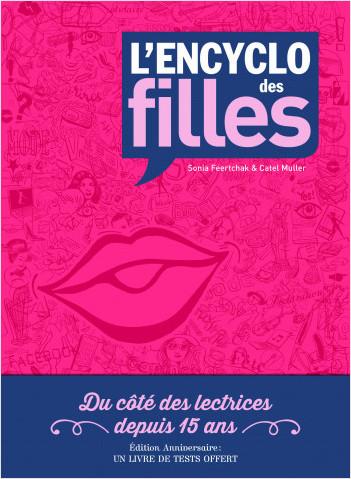 L'Encyclo des filles 2017 ( édition 15 ans)
