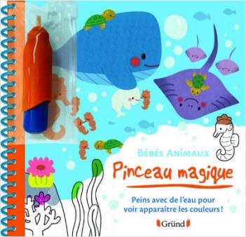 Pinceau magique - Bébés animaux