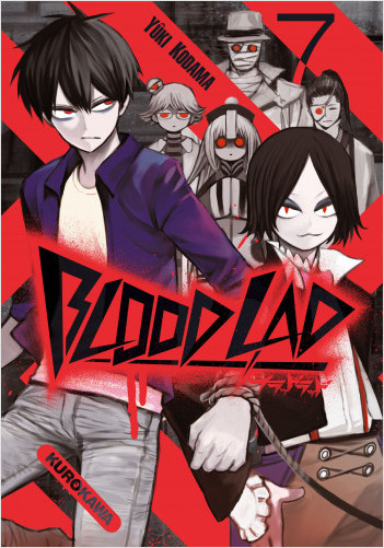 Blood Lad - tome 07