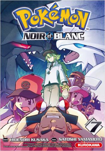 Pokémon - Noir et Blanc - tome 07