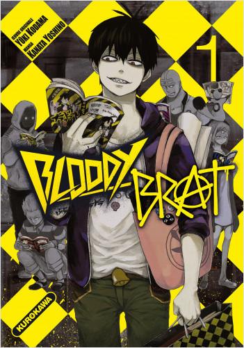 Bloody Brat - tome 01