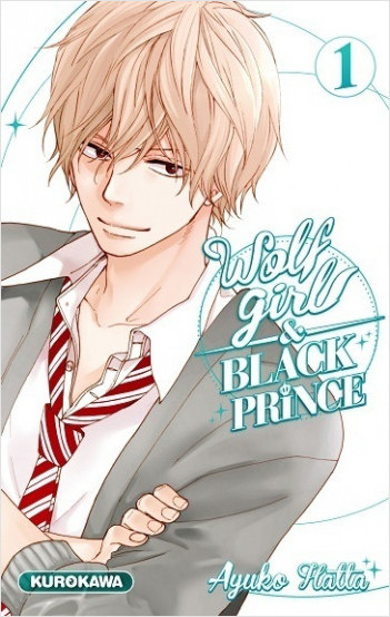 Wolf Girl & Black Prince - tome 01