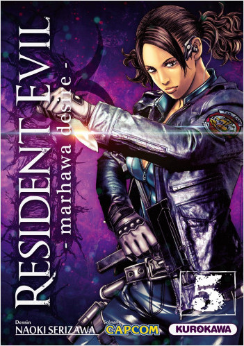 Resident Evil - Marhawa Desire - tome 05