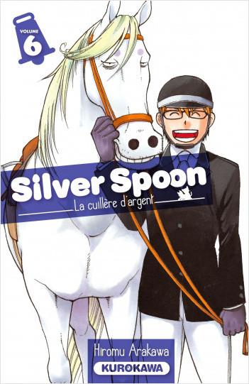 Silver Spoon - La cuillère d'argent - tome 06