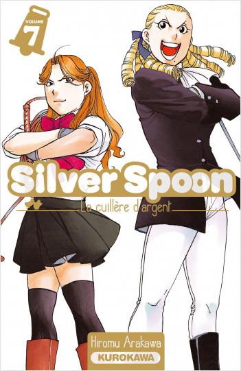 Silver Spoon - La cuillère d'argent - tome 07