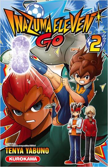 Inazuma Eleven Go ! - tome 02