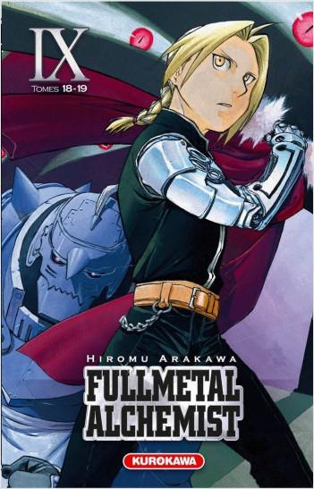 Fullmetal Alchemist - IX (tomes 18-19)
