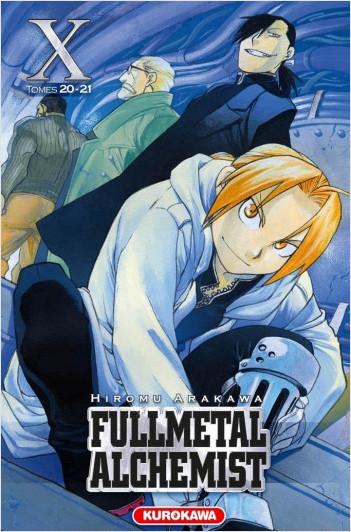 Fullmetal Alchemist - X (tomes 20-21)