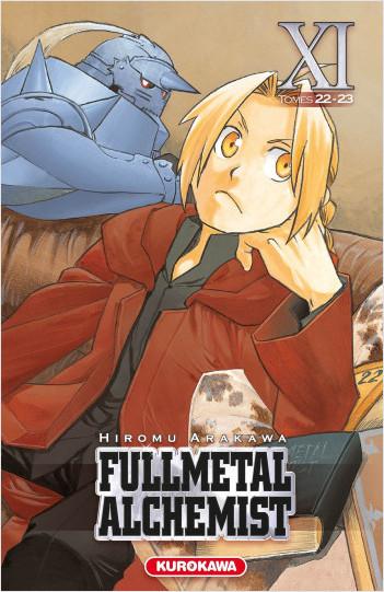 Fullmetal Alchemist - XI (tomes 22-23)