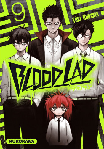 Blood Lad - tome 09