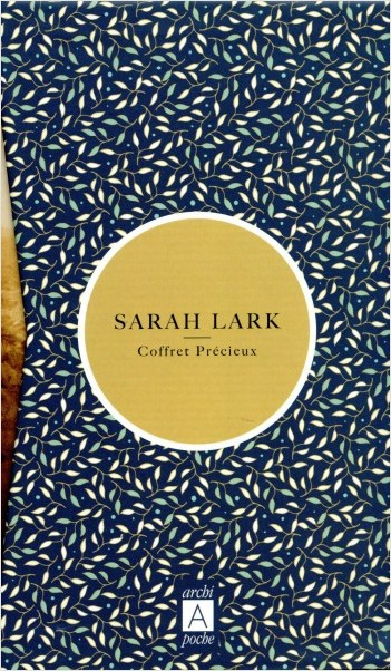 Coffret Précieux Sarah Lark