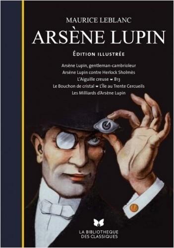 Arsène Lupin - Édition illustrée