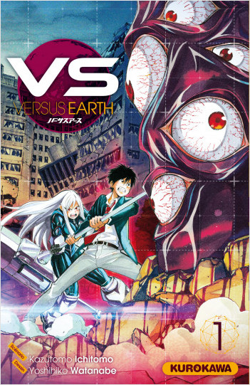 Versus Earth - tome 01