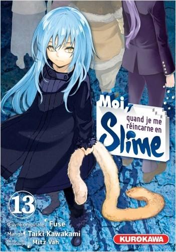 Moi, quand je me réincarne en Slime - tome 13