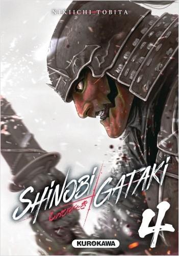 Shinobi Gataki - tome 04