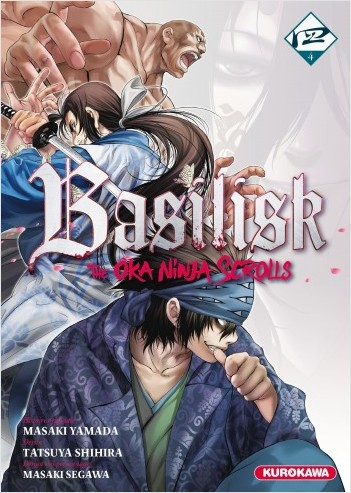 BASILISK - The Ôka Ninja Scrolls - Tome 4