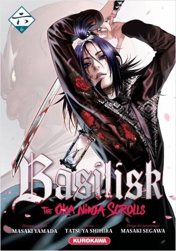 BASILISK - The Ôka Ninja Scrolls - Tome 6