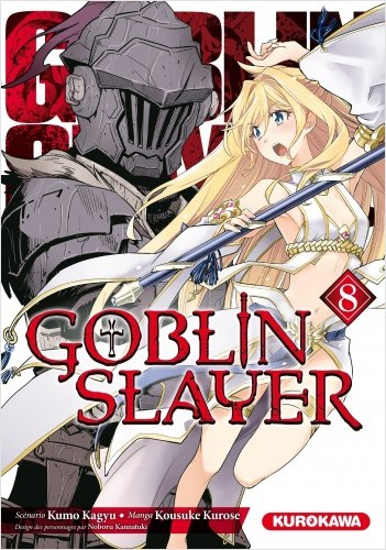 Goblin Slayer - tome 08