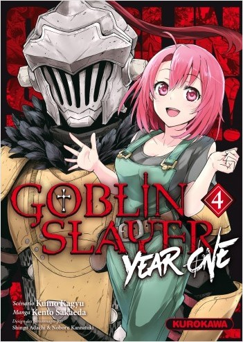 Goblin Slayer Year One - Tome 04